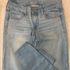 American Eagle Jeans, Size 2, Stretch.